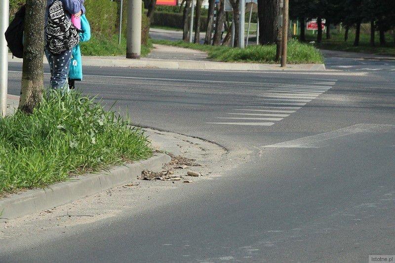 Ulica Podgórna w Bolesławcu