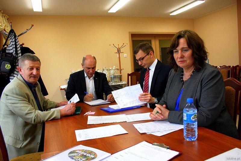 Komisja Konkursowa miała trudne zadanie z-index: 0