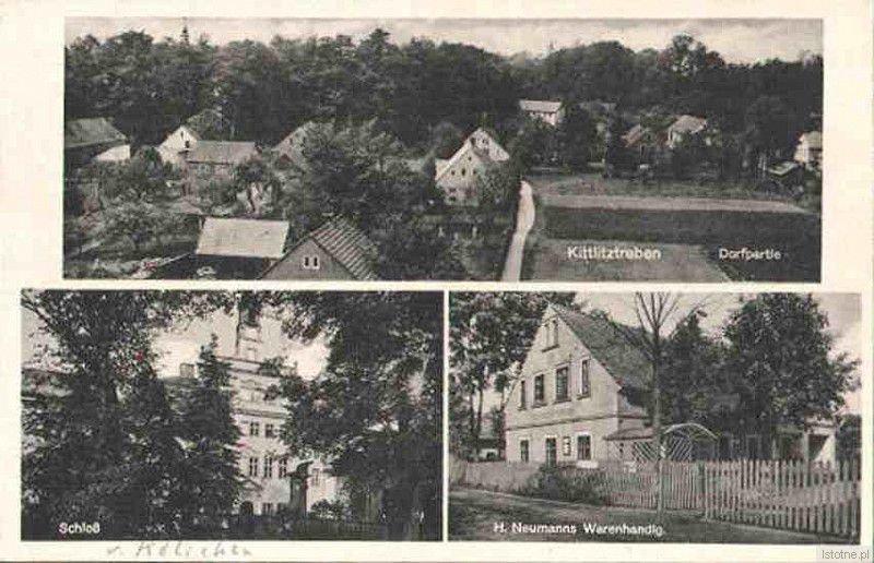 Trzebień w 1943 roku