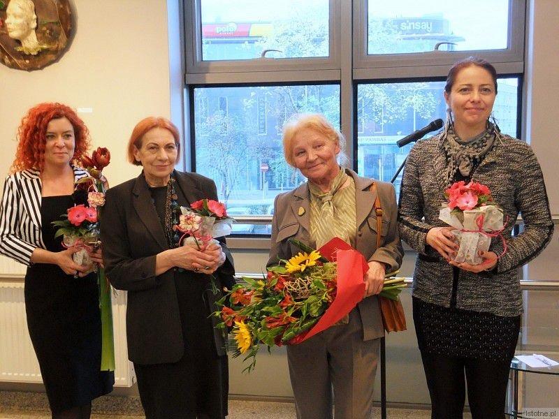 Instruktorki BOK-MCC, od lewej Edyta Orlińska, Stanisława Wojda-Pytlińska, Teresa Olszewska-Bancewicz i Magdalena Konieczna