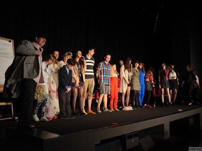 Grupa teatralna w Orle