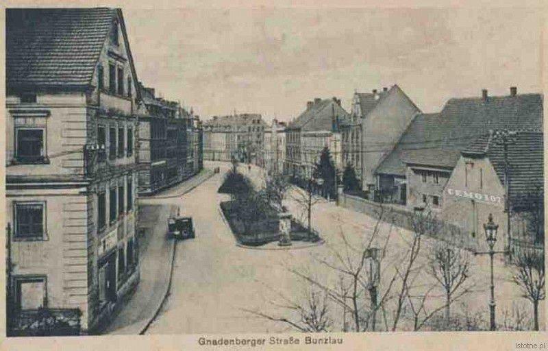 Zdjęcie wykonano na początku XX wieku
