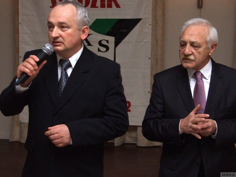 Jan Woch i Jacek Szymczak