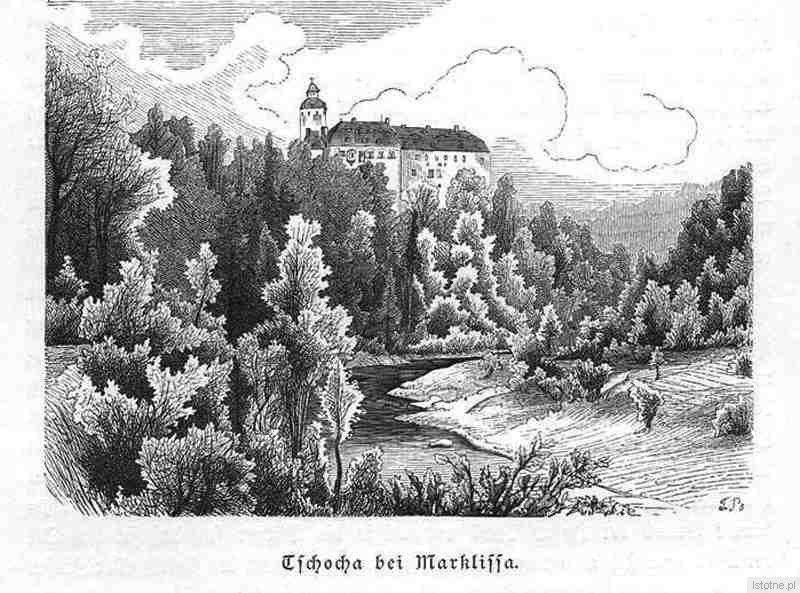 Rycina z lat 80. XIX wieku