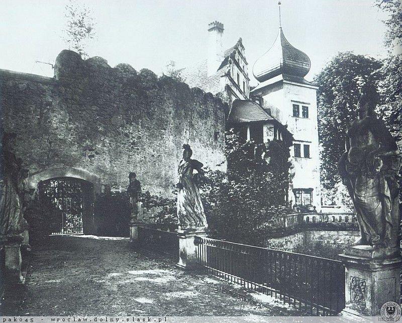 Pałac w Gościszowie