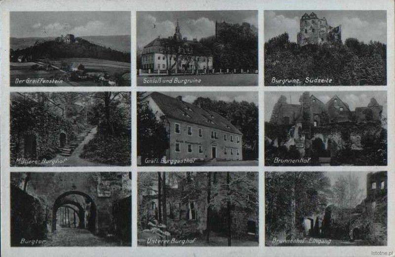 Pocztówka z lat 30. XX wieku