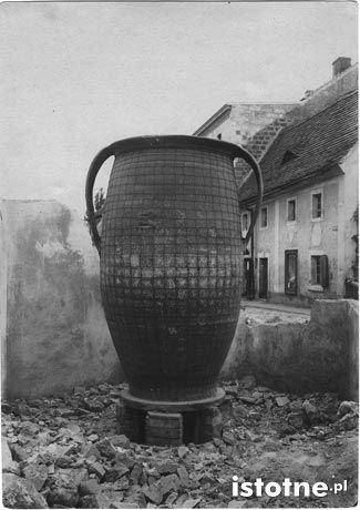 Wielki Garniec na fotografii z 1893 roku