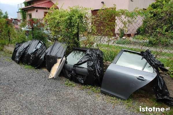 Skradzione auta