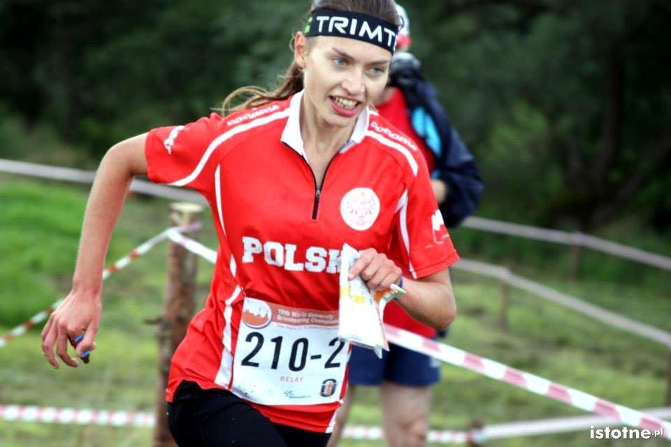 Małgorzata Szeliga na Akademickich Mistrzostwach Świata