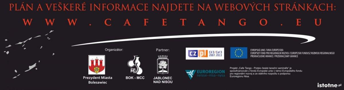 logo cafe tango czechy