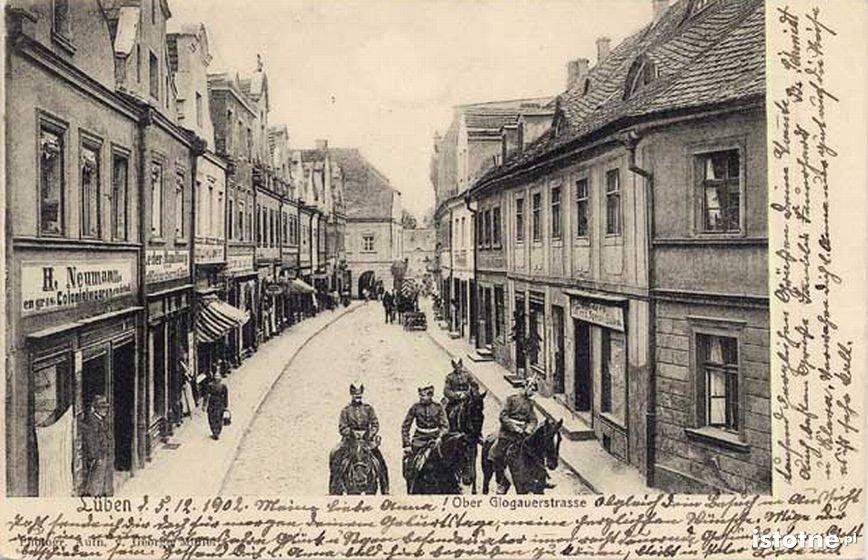 Wojsko pruskie w 1902 r.