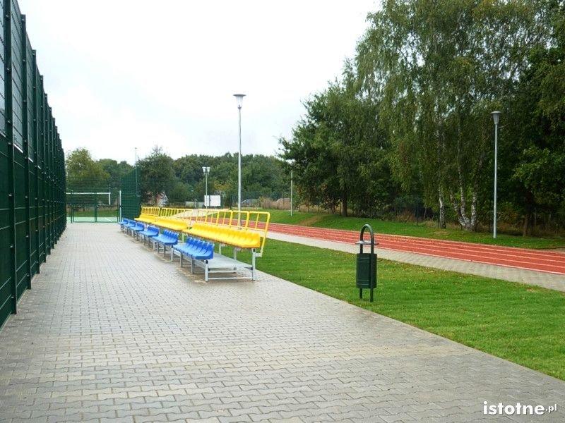 Otwarcie nowego kompleksu sportowego
