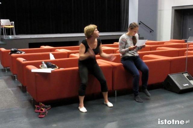 Zajęcia teatralane CIK Orzeł