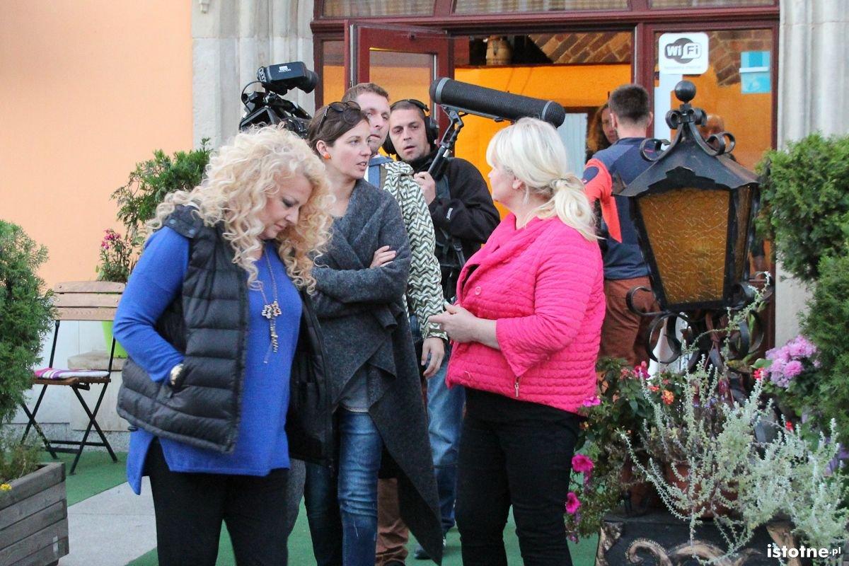 Magda Gessler robi Kuchenne rewolucje w bolesławieckim Aniołku