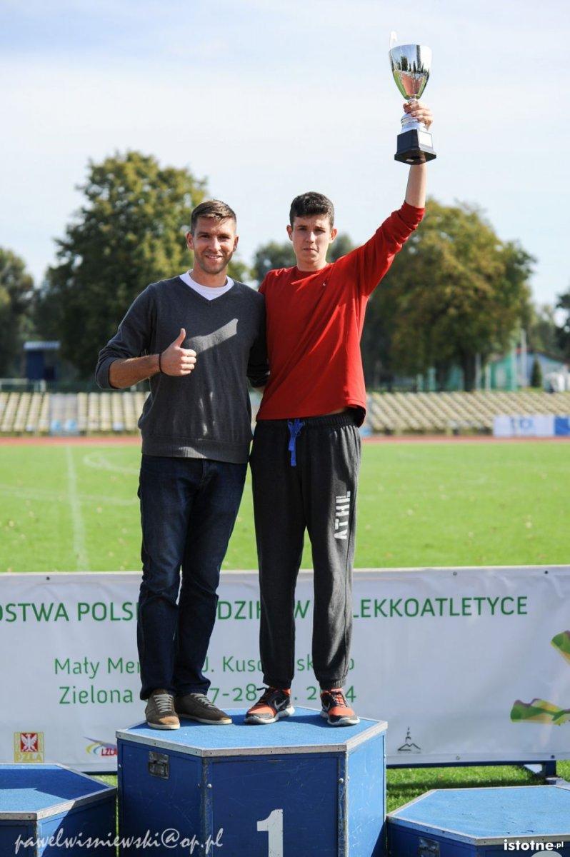 Paweł Wiśniewski i Mateusz Tofil