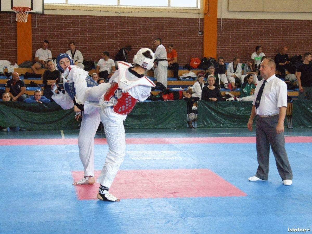 Trwają 33 Mistrzostwa Polski Seniorów w Taekwondo