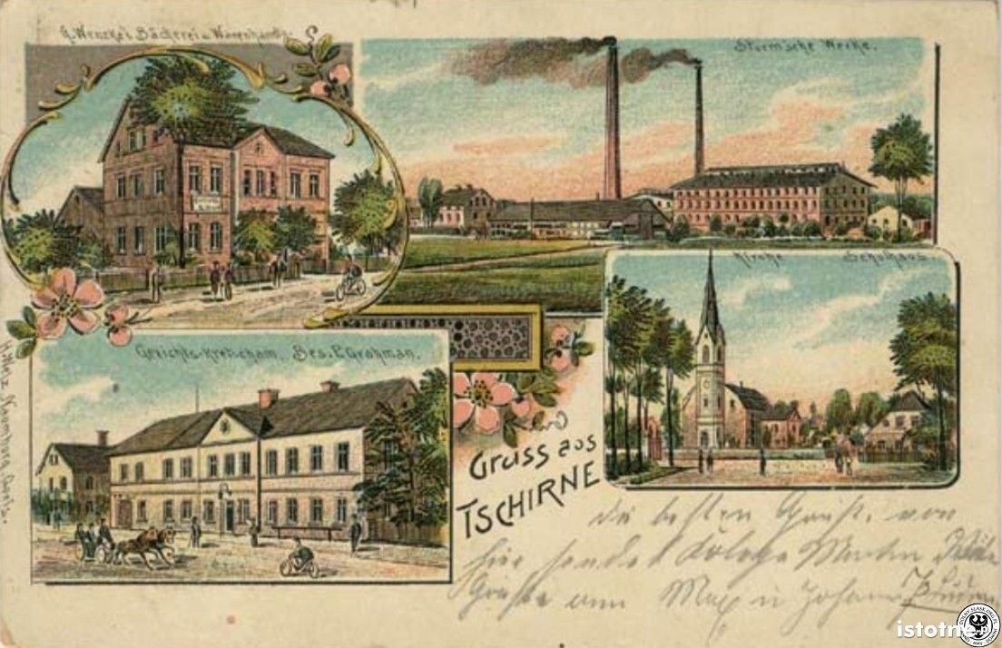 Pocztówka z 1900 roku