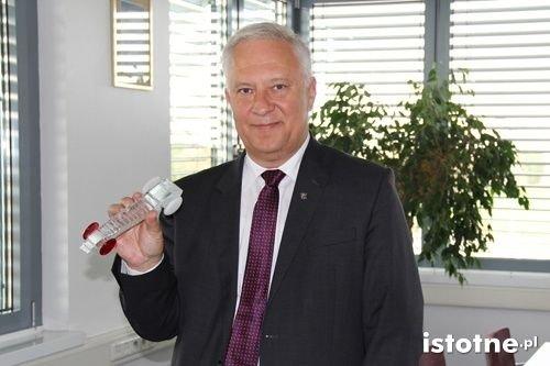 Prezydent z wizytą w VOSS Automotive