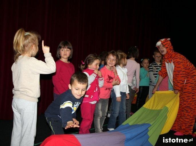 Festiwal dla dzieci w Forum