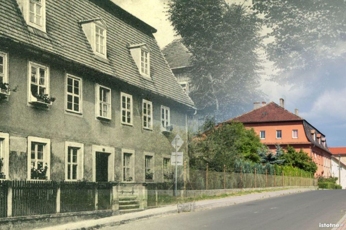Dom Sióstr na zrekonstruowanej ulicy Orzechowej