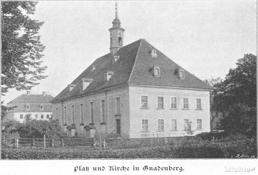 Kościół na początku XX wieku