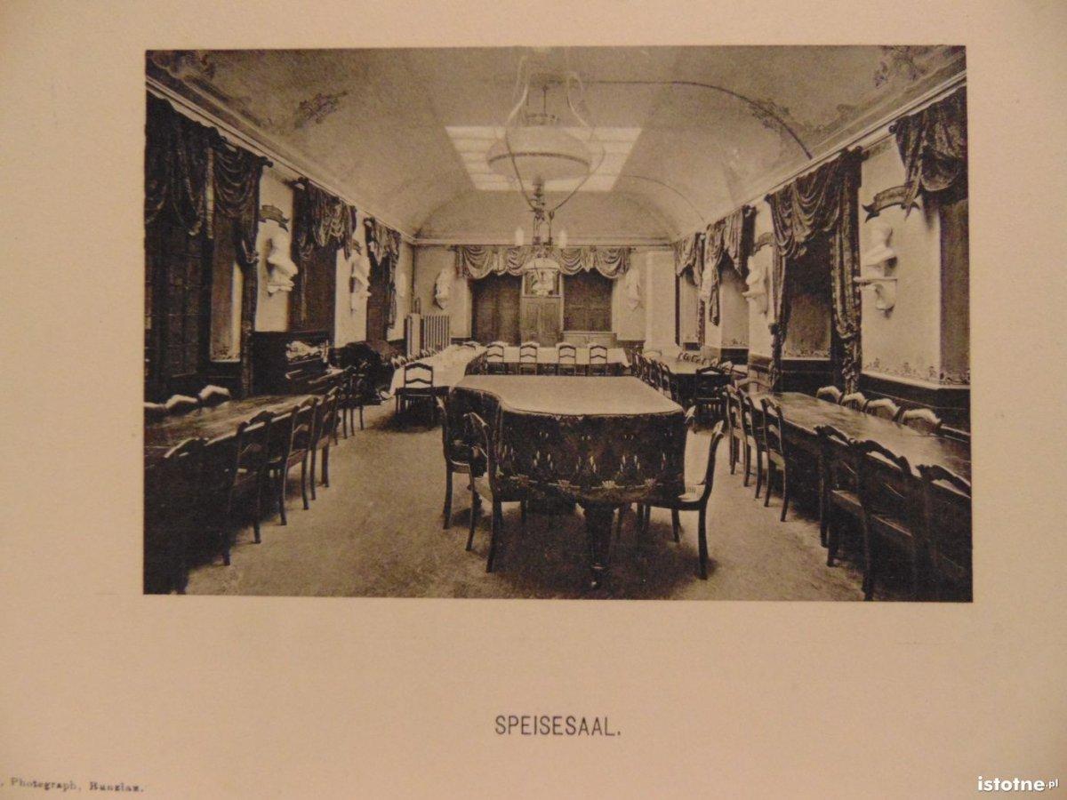 Sala zabaw w 1910 r.
