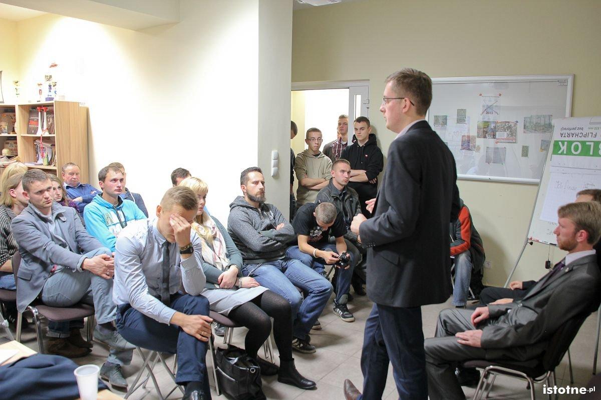 Spotkanie Młodzieży Wszechpolskiej