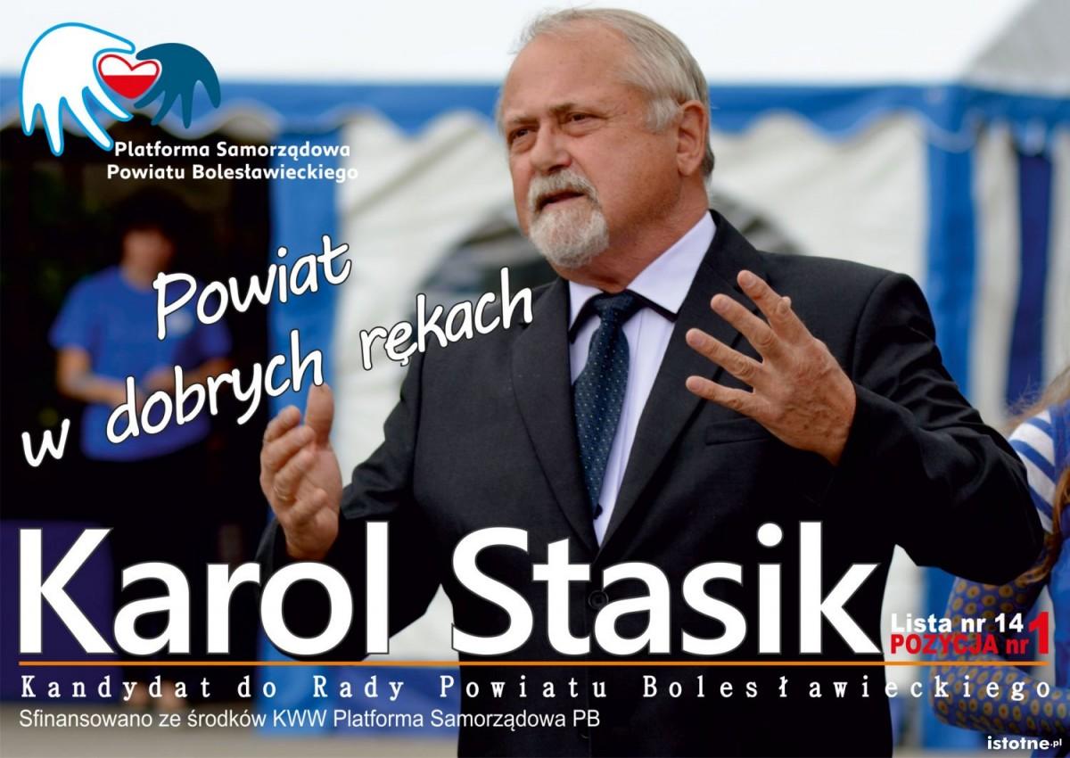 Karol Stasik