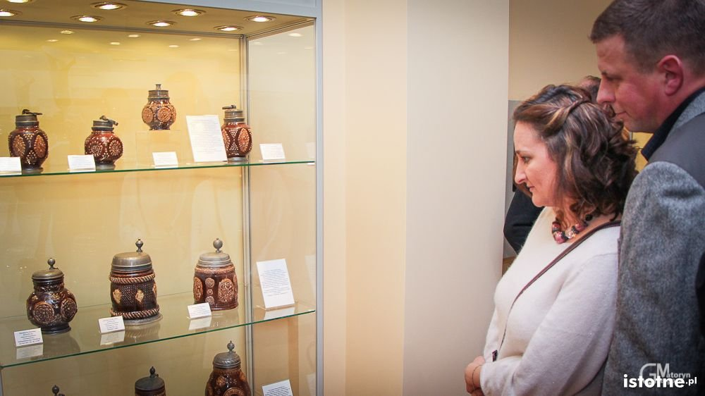 Wystawa w Muzeum Ceramiki