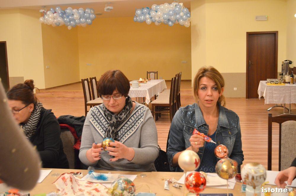 Warsztaty świąteczne w Kraśniku Dolnym