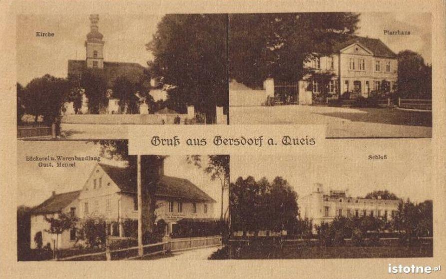 Pocztówka z lat 20. XX w.