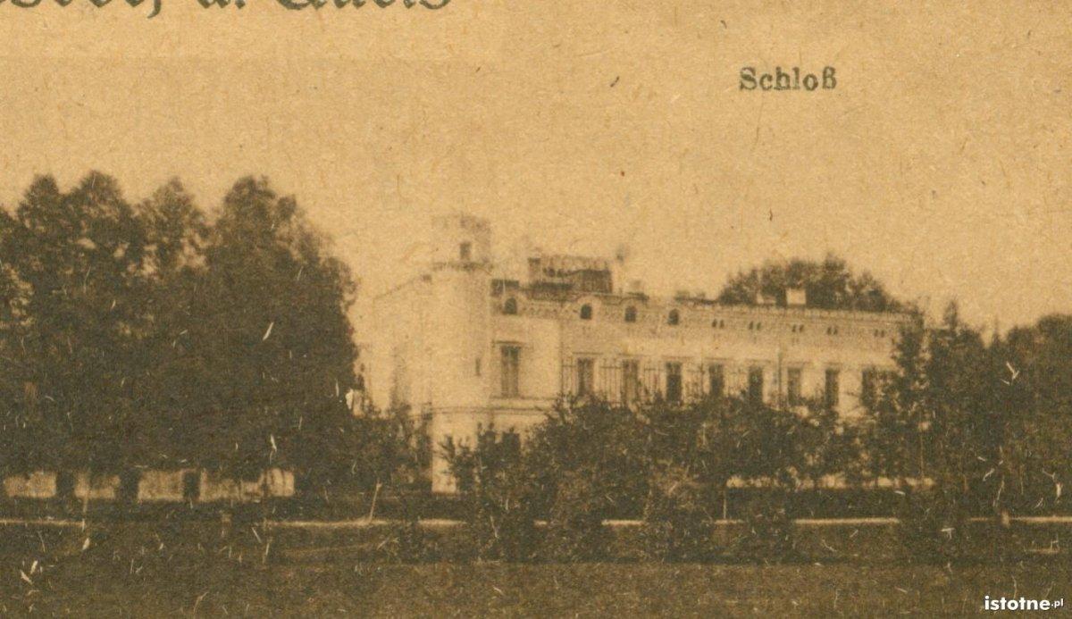 Pałac w Gierałtowie