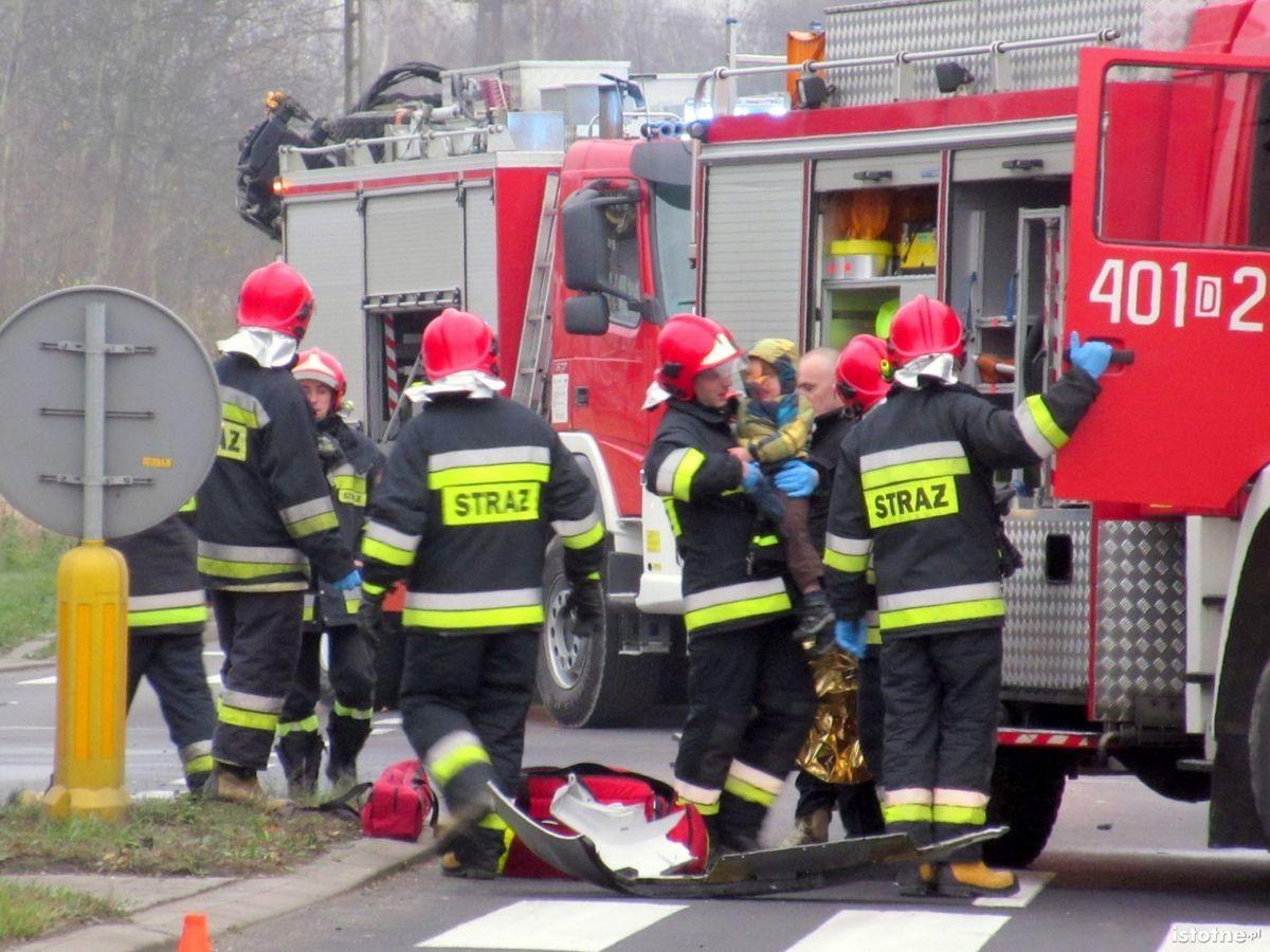 Wypadek na Cieszkowskiego