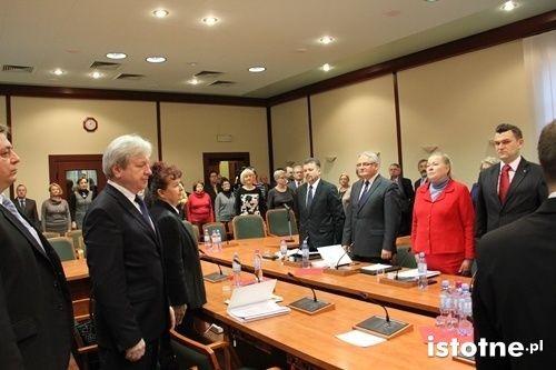 Sesja Rady Miasta Legnica