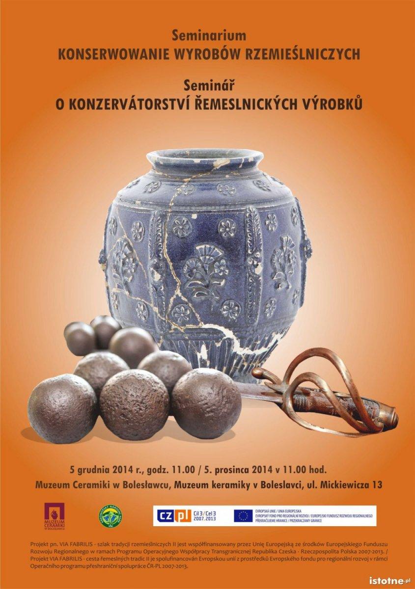 Plakat wystaw i wernisażu
