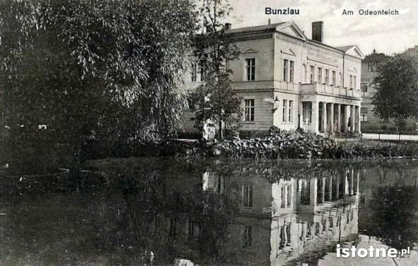 Karta pocztowa z pierwszej połowy XX w.
