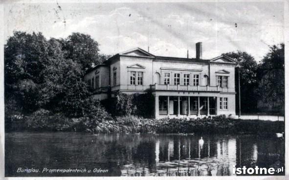 Odeon w latach 20. XX wieku