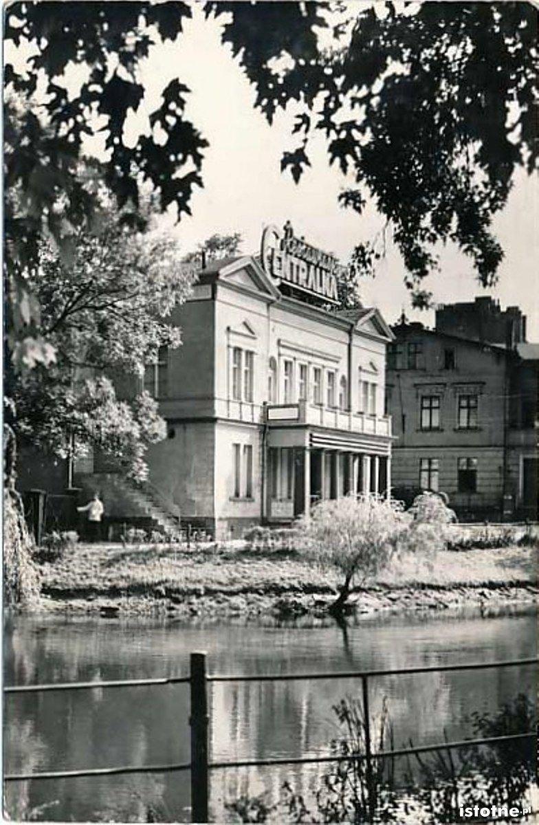 Restauracja Centralna w II połowie XX w.