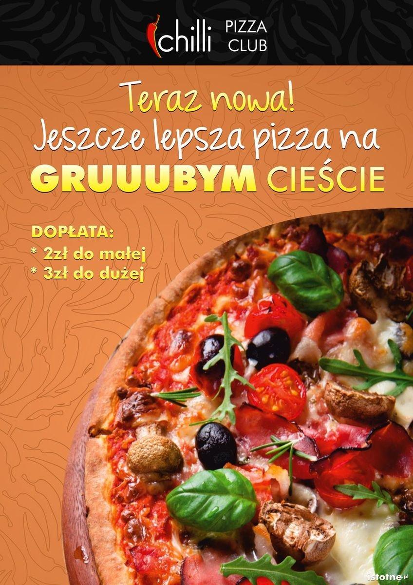 Oferta Chilli Pizza Klub