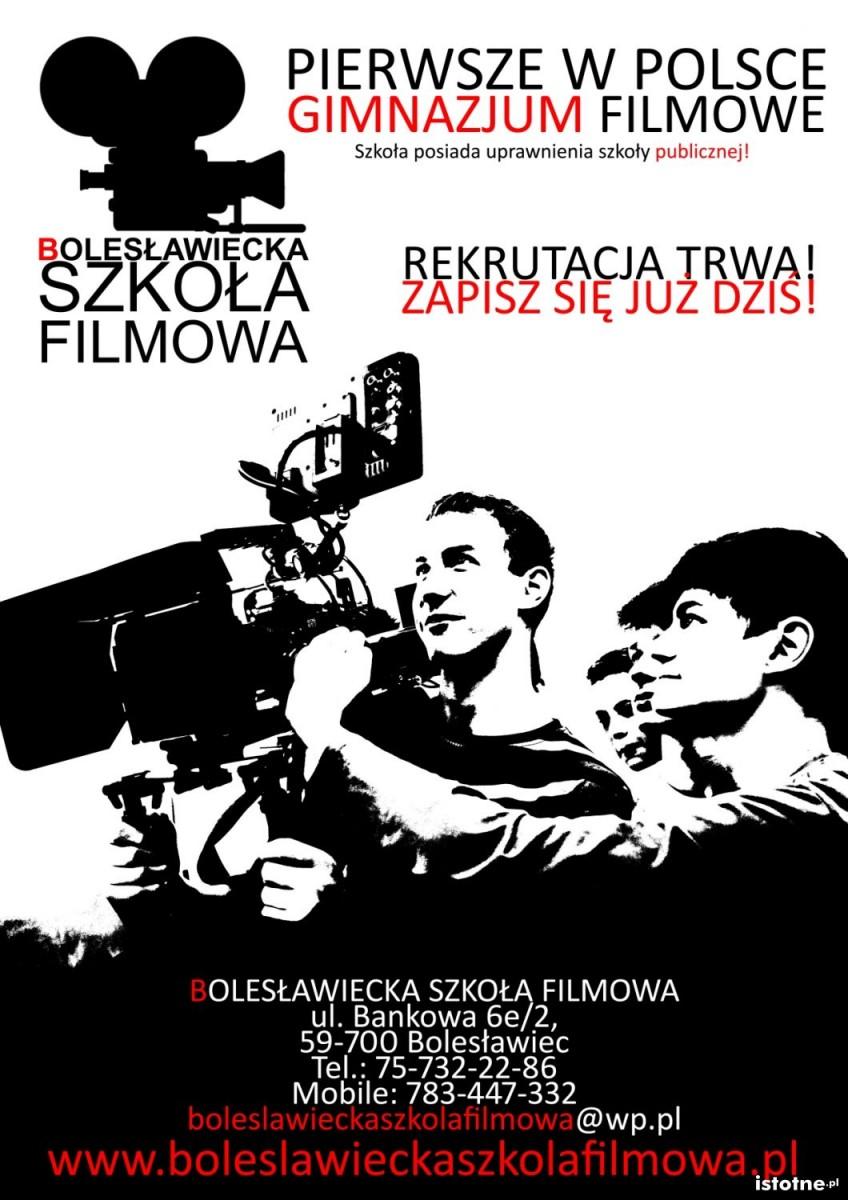II Prywatne Gimnazjum w Bolesławcu - szkoła z pasją