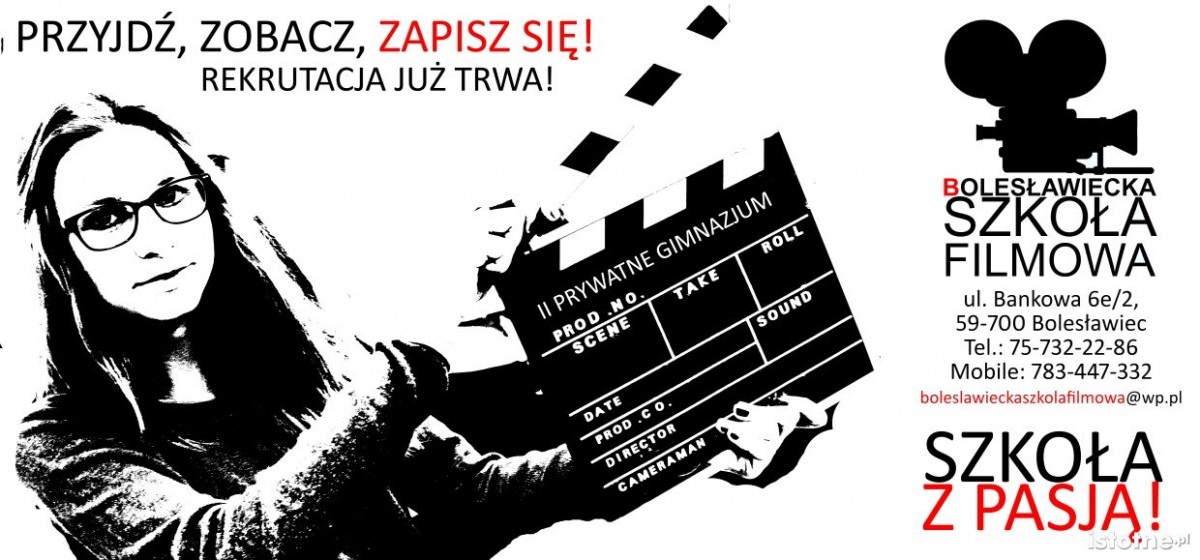 II Prywatne Gimnazjum w Bolesławcu - szkoła z pasją z-index: 0