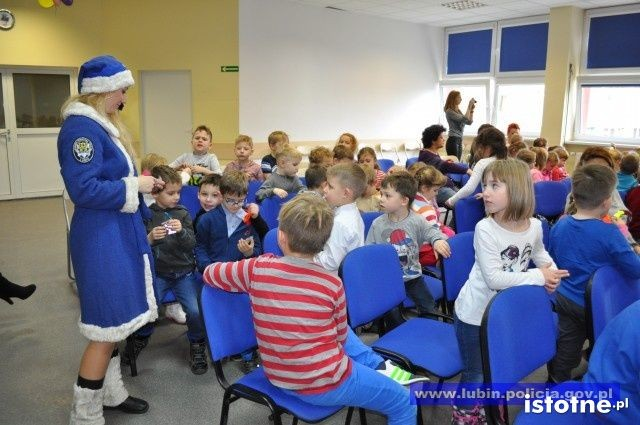 Niebiescy Mikołaje znów w akcji