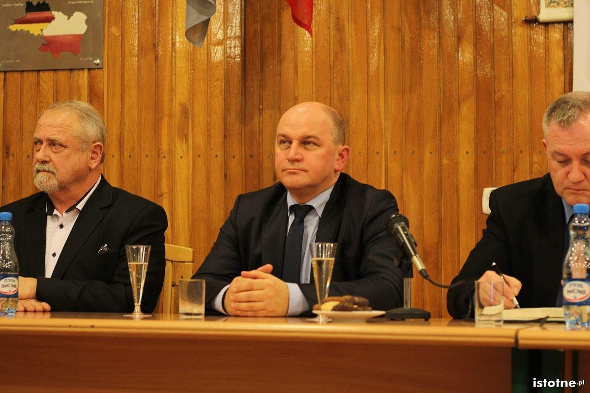 Karol Stasik, Jan Michalski i Dariusz Kwaśniewski
