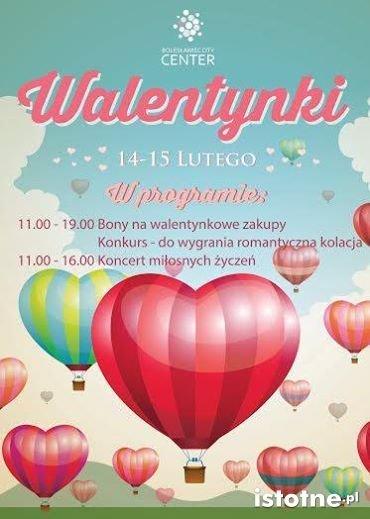 Plakat Walentynki galeria BCC