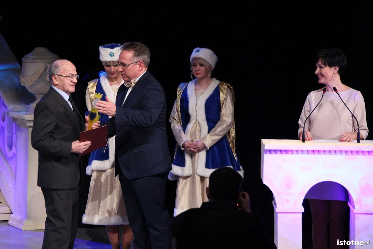 Gala rozdania nagród za promocję miasta w 2014 roku