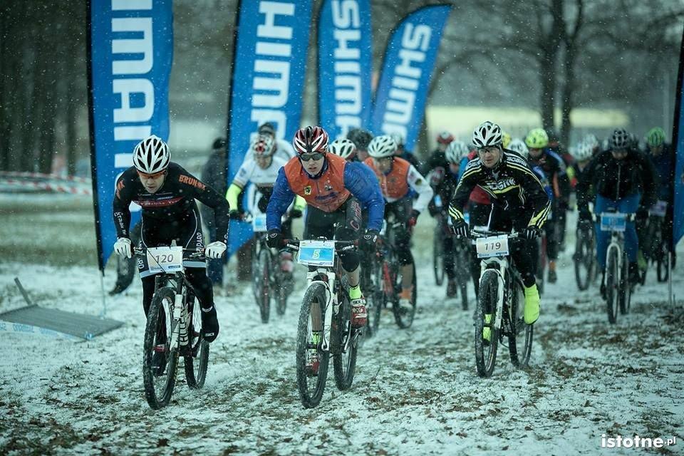 Zimowy Ceramiczny Cyclocross - III miejsce