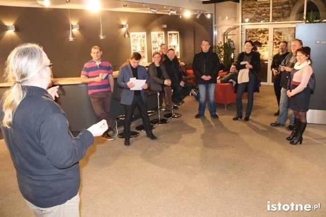 Zimowy Ceramiczny Cyclocross - rozdanie nagród