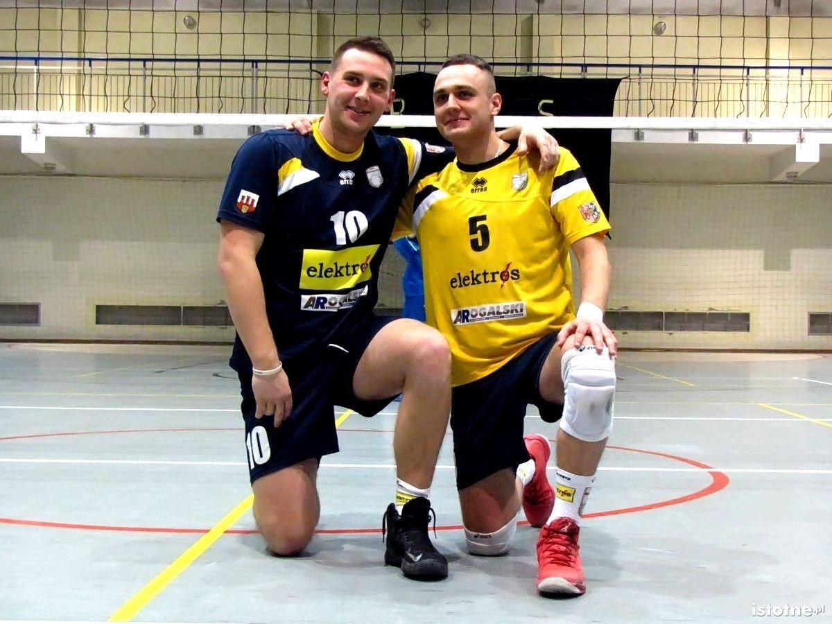 Łukasz Mesjasz i Kamil Biczak