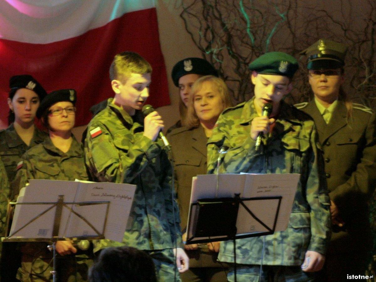 Obchody Dnia Żołnierzy Wyklętych w Trzebieniu