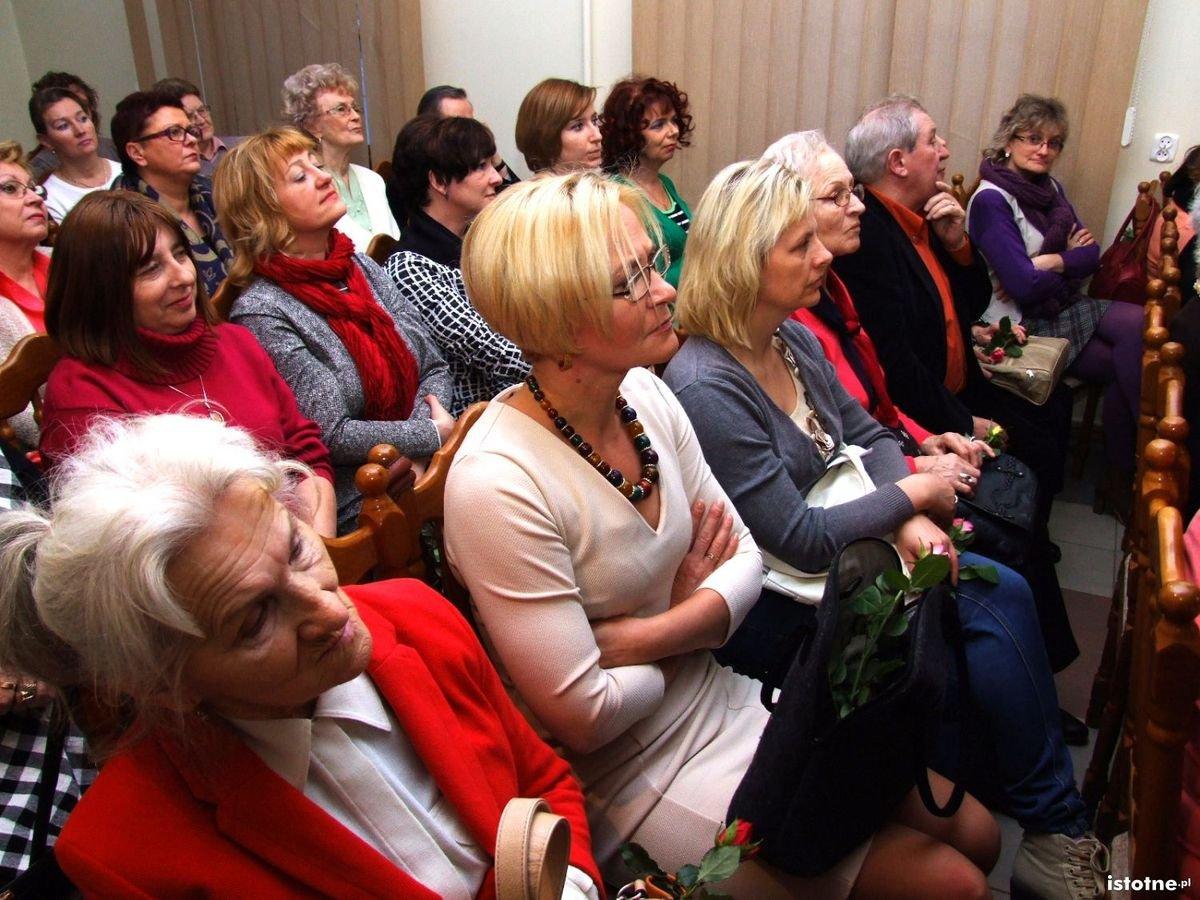 W bolesławieckim SLD świętowano Dzień Kobiet